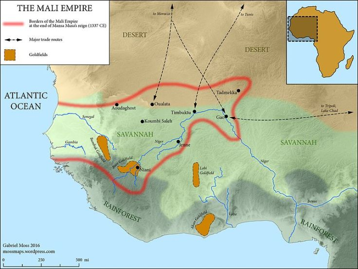 The_Mali_Empire image by Gabriel Moss