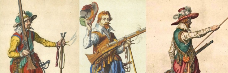 matchlock musketeer source Heritage