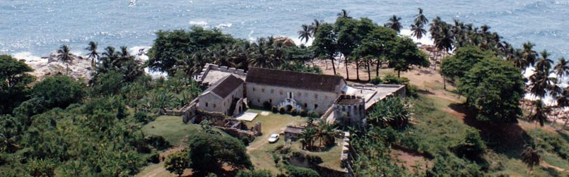 Fort Gross Fredericksburg in Ghana Ghana museums and monuments board