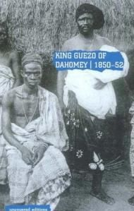 King Guezo of Dahomey