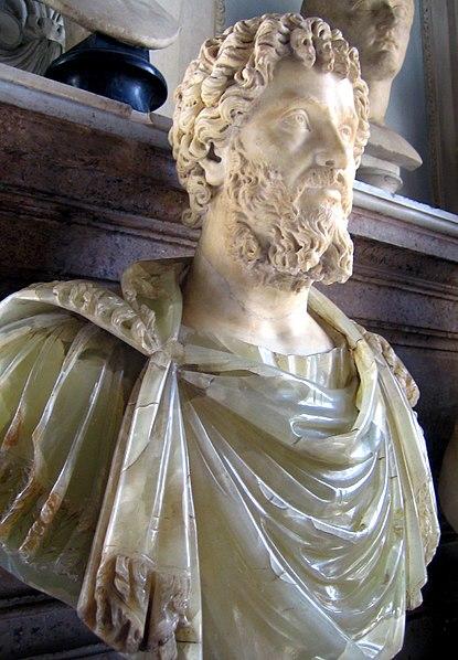 Bust of Septimius Severus