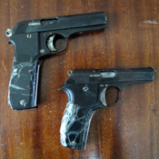 ghanagun Makarov and replica